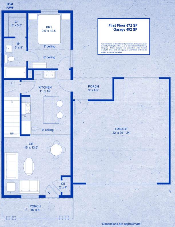 WR Colorado First Floor